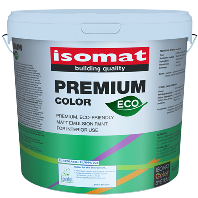 ISOMAT PREMIUM COLOR ECO